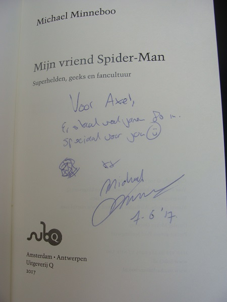 signature Spider-Man