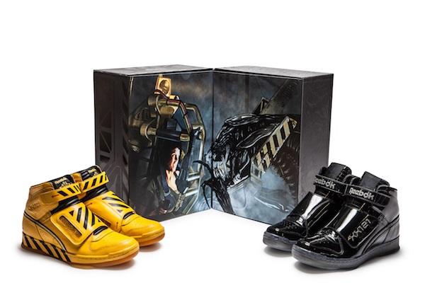 Aliens Reebok Sneakers
