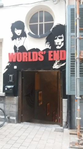 World's End Comics
