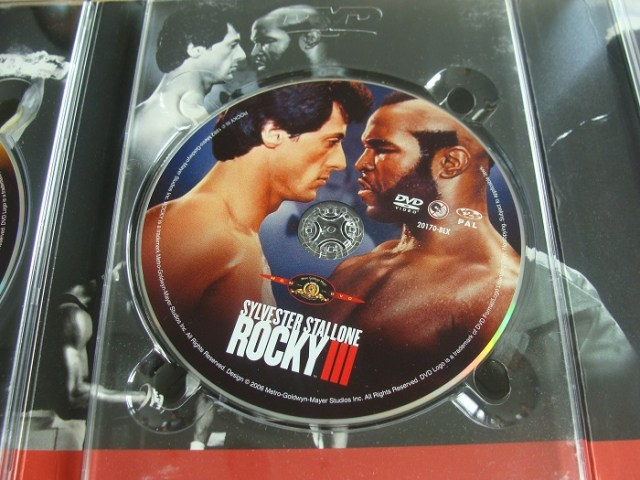 Rocky III Mr T Sylvester Stallone