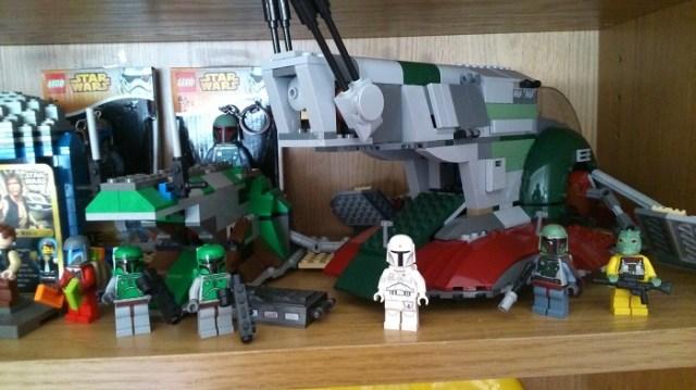 LEGO Slave-1