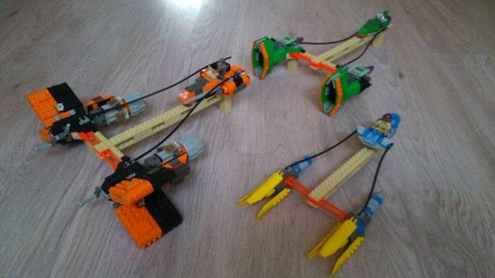 LEGO Podracers Star Wars
