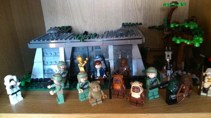 LEGO Ewok Forest