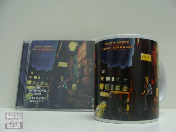 weetjes over mugs David Bowie Ziggy Stardust