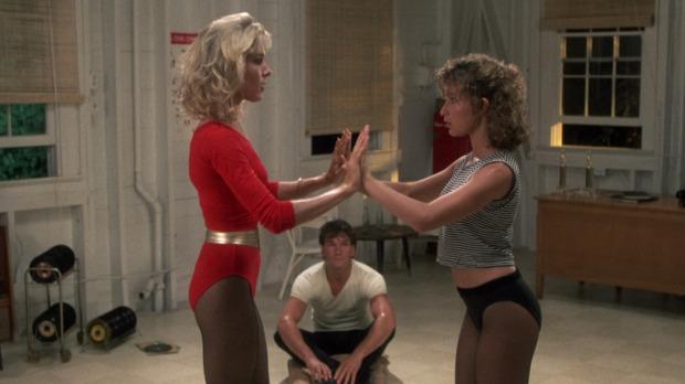 Dirty Dancing dancing Jennifer Grey Patrick Swayze