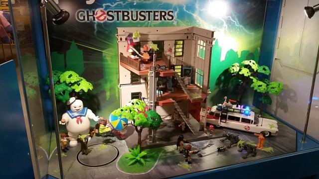 Ghostbusters Playmobil straat