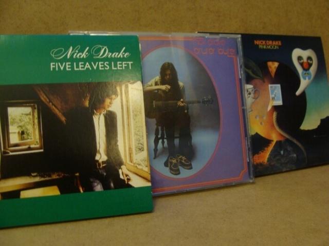 Nick Drake albums