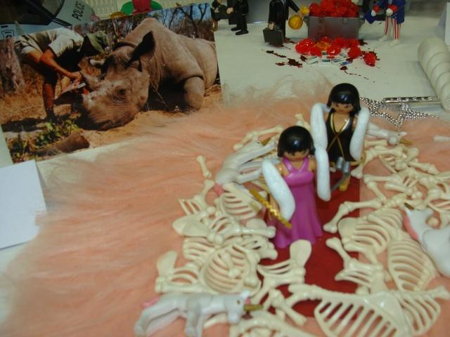 Human Nature Playmobil Balen 2018