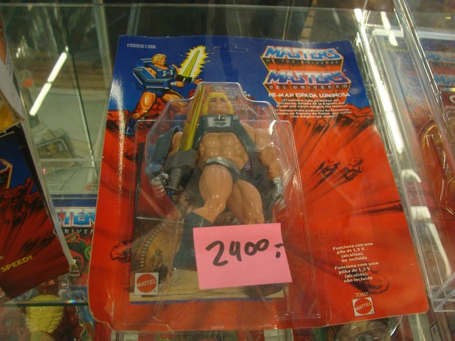 vintage masters of the universe