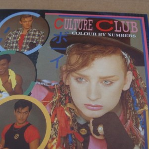 Culture Club Boy George Colur By Numbers muziek