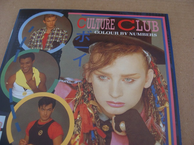 Culture Club Boy George Colur By Numbers muziek