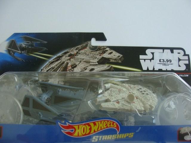 Hotwheels Star Wars