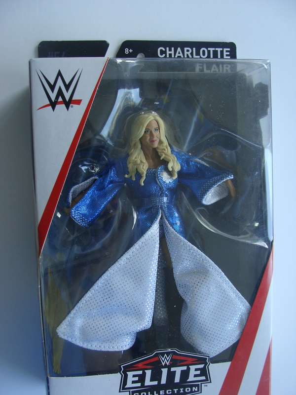 Charlotte Flair WWE Mattel Elite