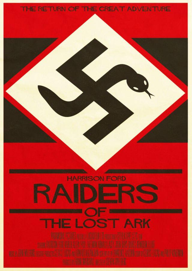 Raiders Of The Lost Ark Movieposter