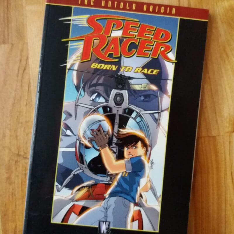 Speed Racer Born To Run