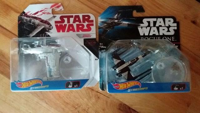 facts 2018 Star Wars haul hotwheels Rogue One The Last Jedi