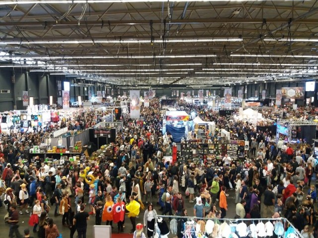 verslag facts Flanders Expo convention beurs