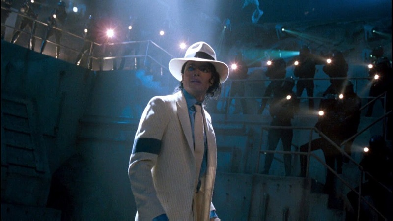 Moonwalker Michael Jackson Smooth Criminal