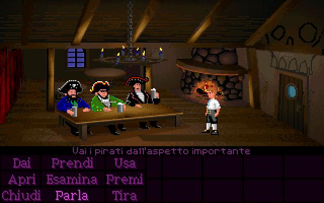 The Secret Of Monkey Islanbd Commodore Amiga
