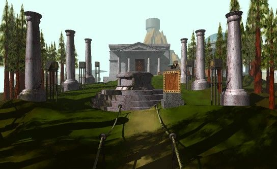 Myst PC Game