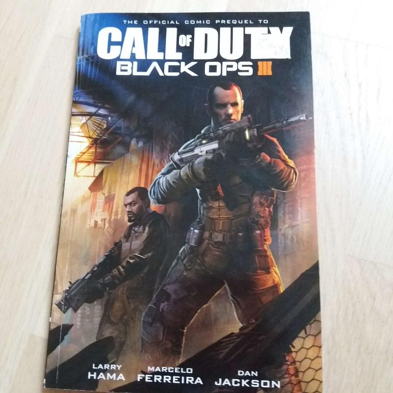 Haul kerst 2019 Call Of Duty