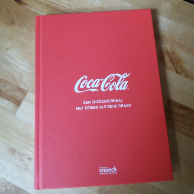 Coca Cola Een succesverhaal met design als rode draad.