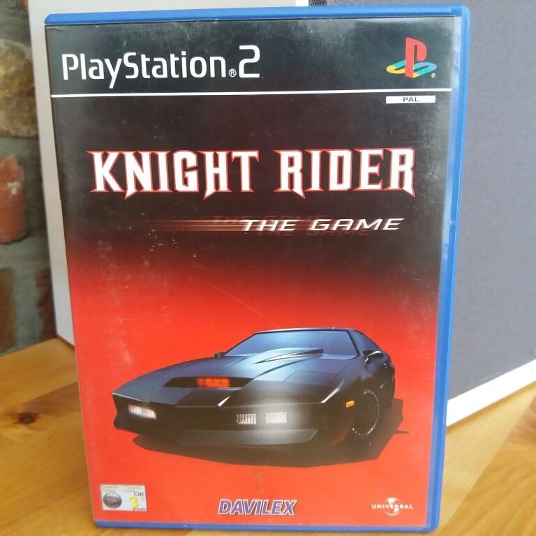 PS 2 Knight Rider