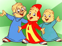 List of cartoon TV shows from the 1980s Alvin and the Chipmunks cartoon logo image