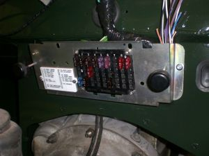 Where Is Land Rover Defender Fuse Box | Wiring Diagram