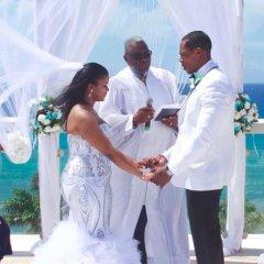 876 Sounds Hyatt Ziva Montego Bay Wedding Ceremony