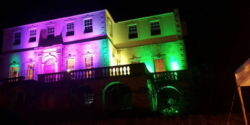 Uplight RoseHall Great house 876 Sounds Jamaica