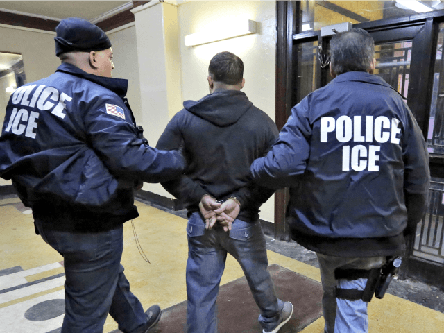 1,600 ICE Detainees Going to Federal Prisons