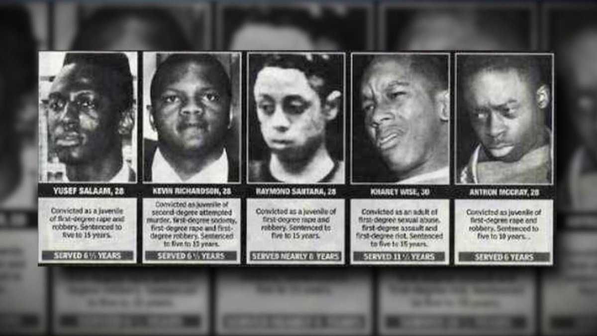 Trump Won't Apologize for Central Park Five Role