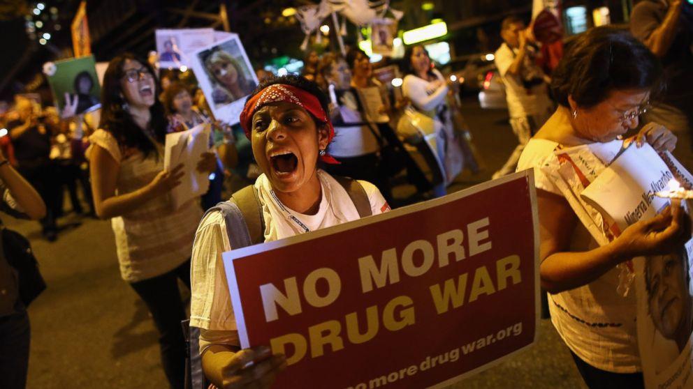 Despite U.S. War on Drugs, Americans' Use Soars