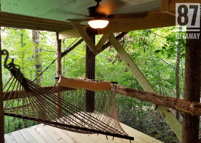 Why not come try out our hammock