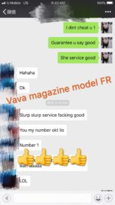 PJ Local Chinese Magazine Model Escort Girl – Vava – PJ