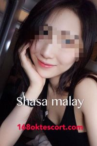 Shasa – Local Malay Freelance Girl – PJ Escort -KL Escort