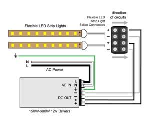 88Light  HardWire Splitter wiring diagrams