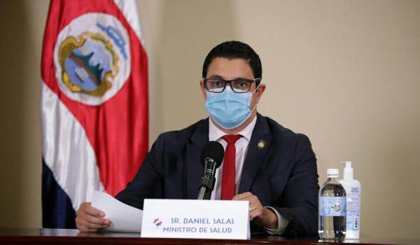 Costa Rica reporta 18 fallecimientos COVID-19 en últimas 24 horas