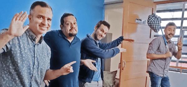 EDGAR MURILLO se despide de LA MEDIA DOCENA