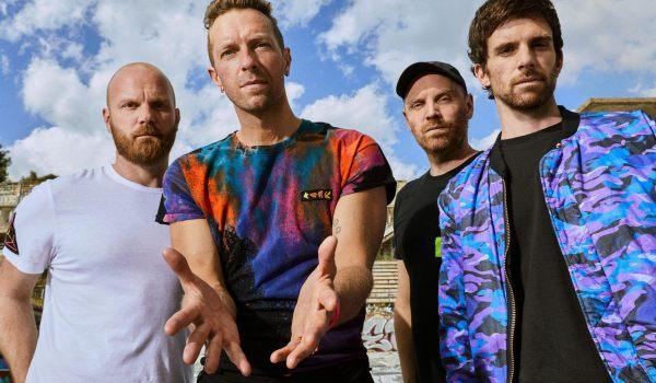 Coldplay anuncia concierto en Costa Rica en marzo 2022