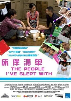 "The Chinese Bootlegged ""The People I've Slept With,"" The Movie I Wrote"
