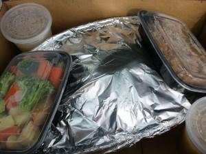 My Asian Thanksgiving Dinner