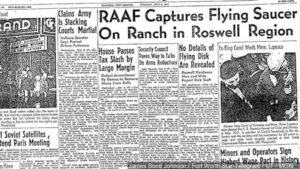 "What if the ""aliens"" who crashed in Roswell were really Japanese?"
