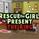Knf Rescue the Girl to Present the Ring
