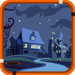 zoozoogames Ghost Town Escape