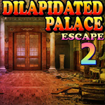 Dilapidated Palace 2 Escape