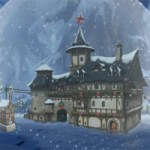 EnaGames The Frozen Sleigh-The Snow Globe House Escape