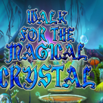 Walk For The Magical Crystal Escape