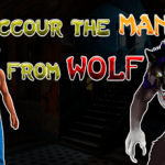 Succour The Man From Wolf